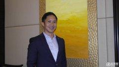 朱沛宗先生在香港Inside Bitcoin国际会议上接受记者采访