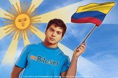 阿根廷为基础的支付运营商enBitcoins扩展到了哥伦比亚