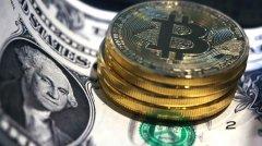 比特币价格达到近三年来最高