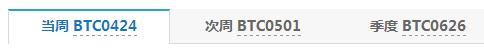 比特币期货详细说明