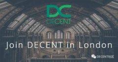 DECENT的下一站--伦敦