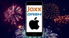 Jaxx成功将达世币DASH添加至iPhone钱包