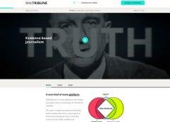 Wikitribune -- 是竞争对手还是模仿者?