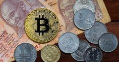 印度比特币交易量因银行关闭其账户而大幅下跌