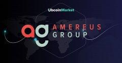 Ubcoin Market接受新加坡风投基金Amereus Group的投资,以向亚洲市场扩张