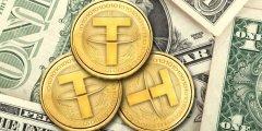 泰达币USDT价格跌至18个月低点