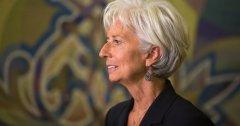 """IMF总裁Lagarde:中央银行应该""""考虑""""发行数字货币"""