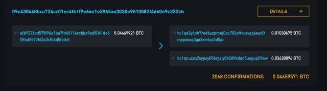 比特币区块链的交易选择?实验效果很好