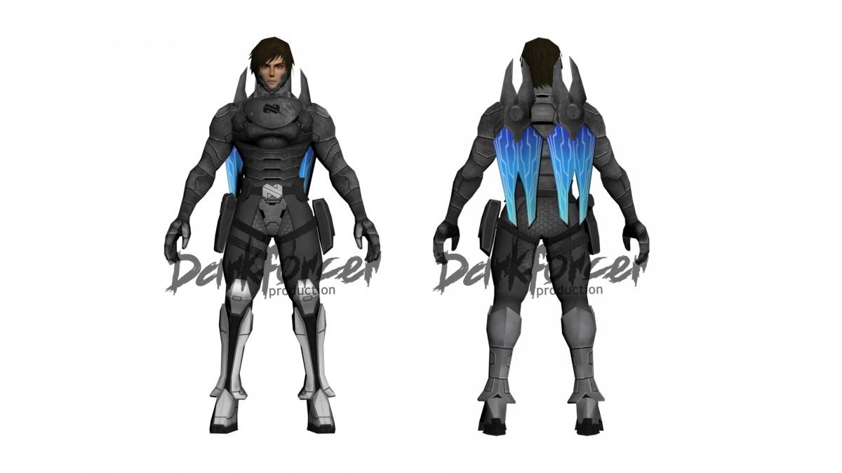 NeoWorld之穿越者2046:第二章