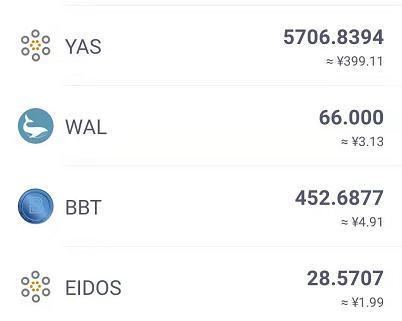 2019年,EOS最大的羊毛EIDOS/YAS,需不需要将它(变)为投资