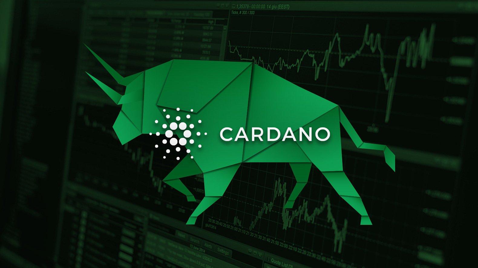 卡尔达诺价格分析-ADA凭借20%的价格上涨再次成为看涨者,成为当今涨幅最大的