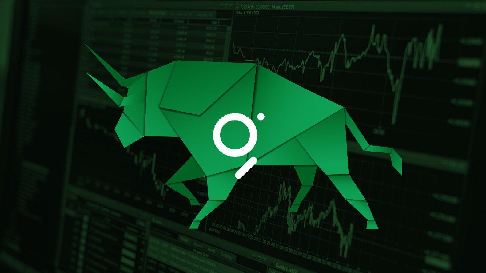 图形(GRT)价格分析-GRT在本月飙升779%之后席卷市场