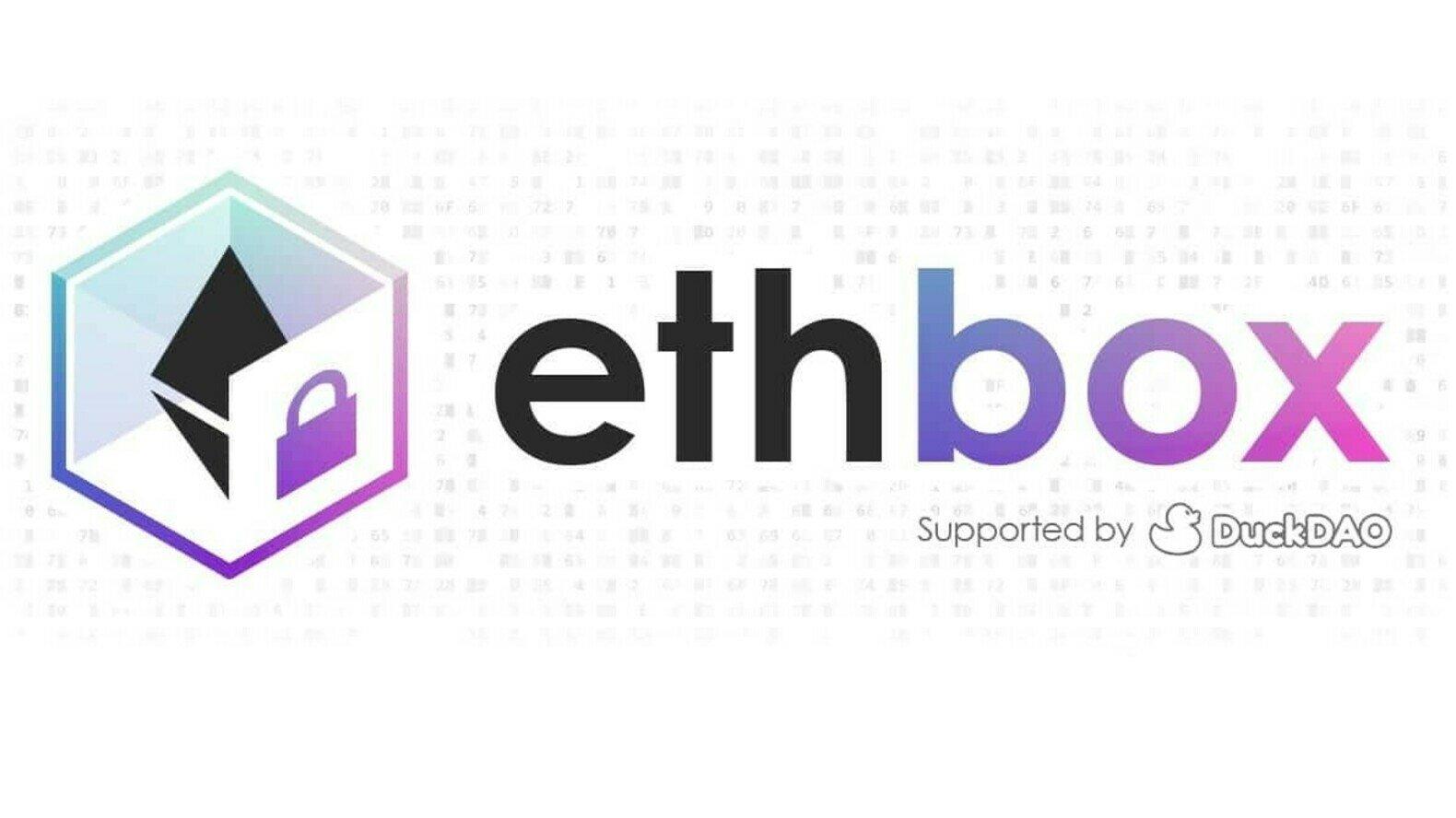 ethbox,这种新的加密货币,正在席卷市场