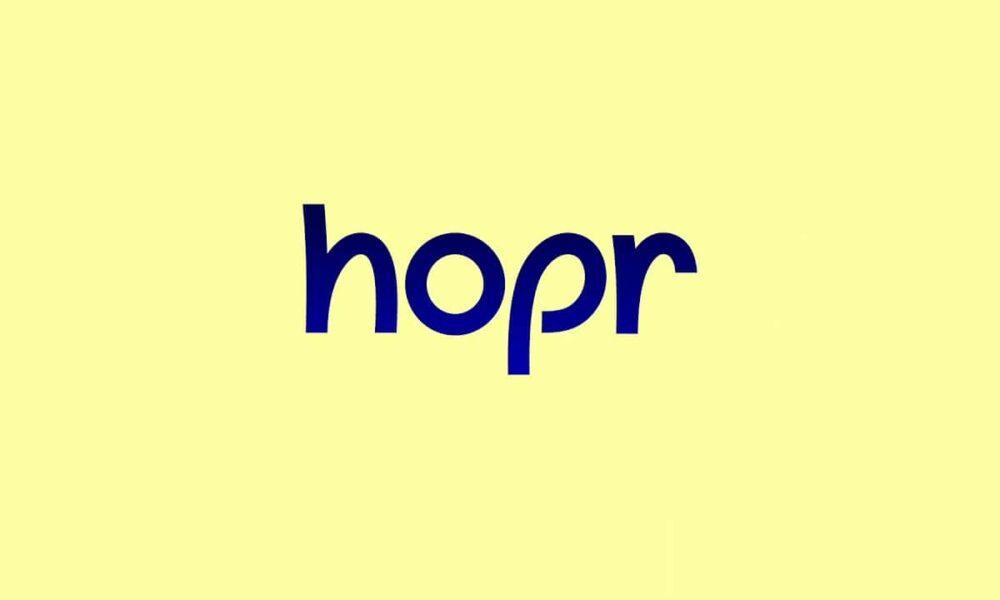 使用HOPR构建强大的分散式治理协议